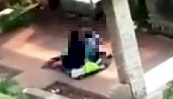 Penyebar Video Esek-esek Dikuburan China yang Viral Dikejar Polisi